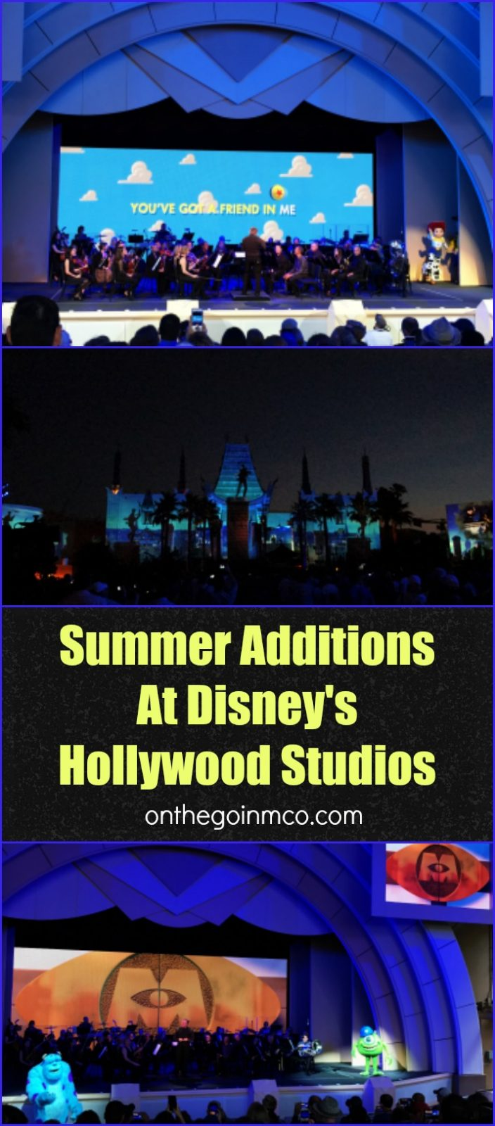 's Hollywood Studios 2017 Pinterest