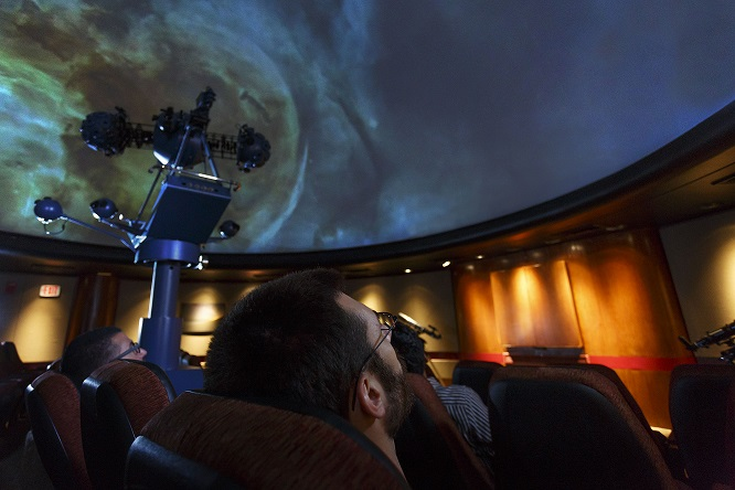 Seminole State College of Florida Planetarium