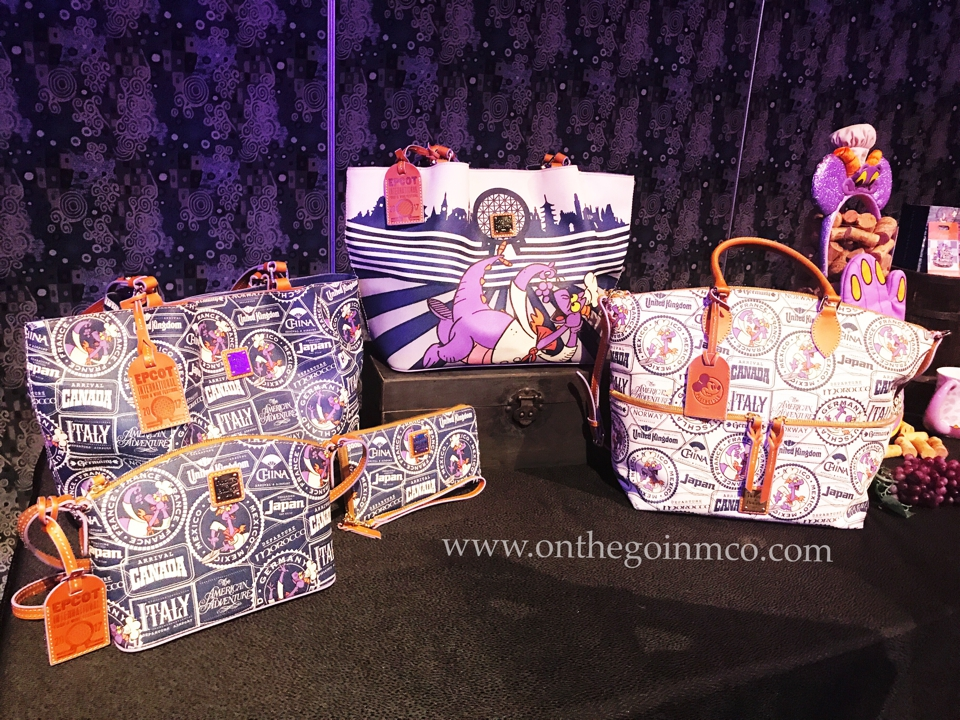 Epcot Food Wine Festival Dooney Bourke Purses On The Go In Mco