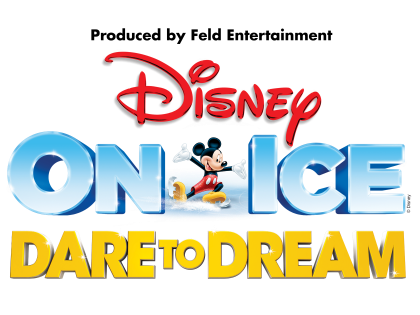 Disney On Ice Presents Dare To Dream 2017 Logo
