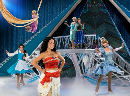 Disney on Ice Presents Dare to Dream All Princesses
