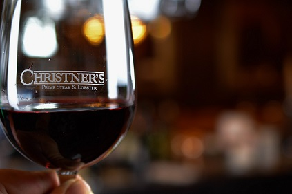 Christner's Prime Steak Summer Wine and Dine four course menu 2017