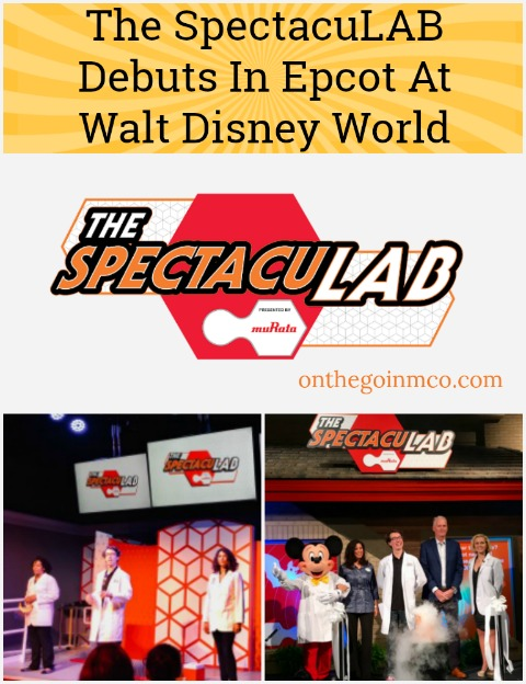 The SpectacuLAB Epcot - Pinterest