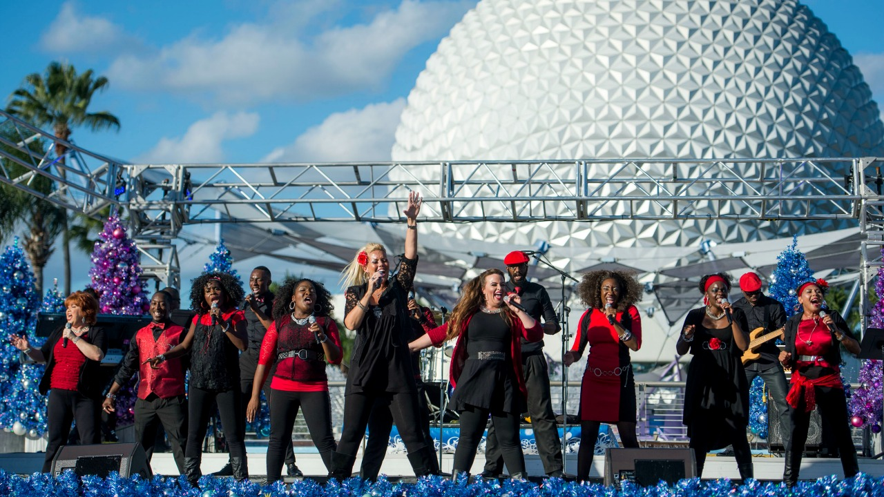 2017 Epcot Festival of the Holidays