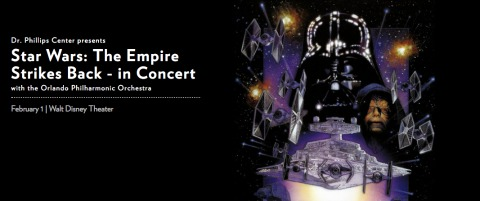 Star Wars Concert Dr Phillips Center For the Arts February 2018