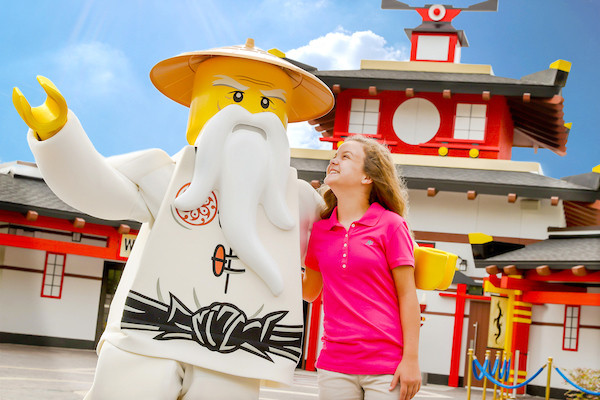 LEGO NINJAGO Days LEGOLAND Florida January 2020