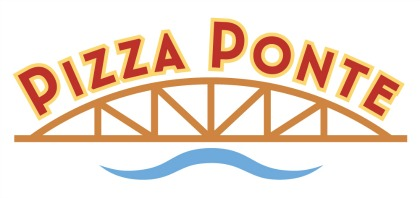 Pizza Ponte Disney Springs Logo