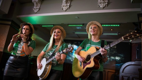 Raglan Road 2018 St Patricks Mighty Festival