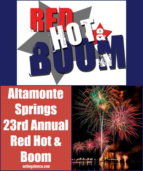 Altamonte Springs 2018 Red Hot Boom