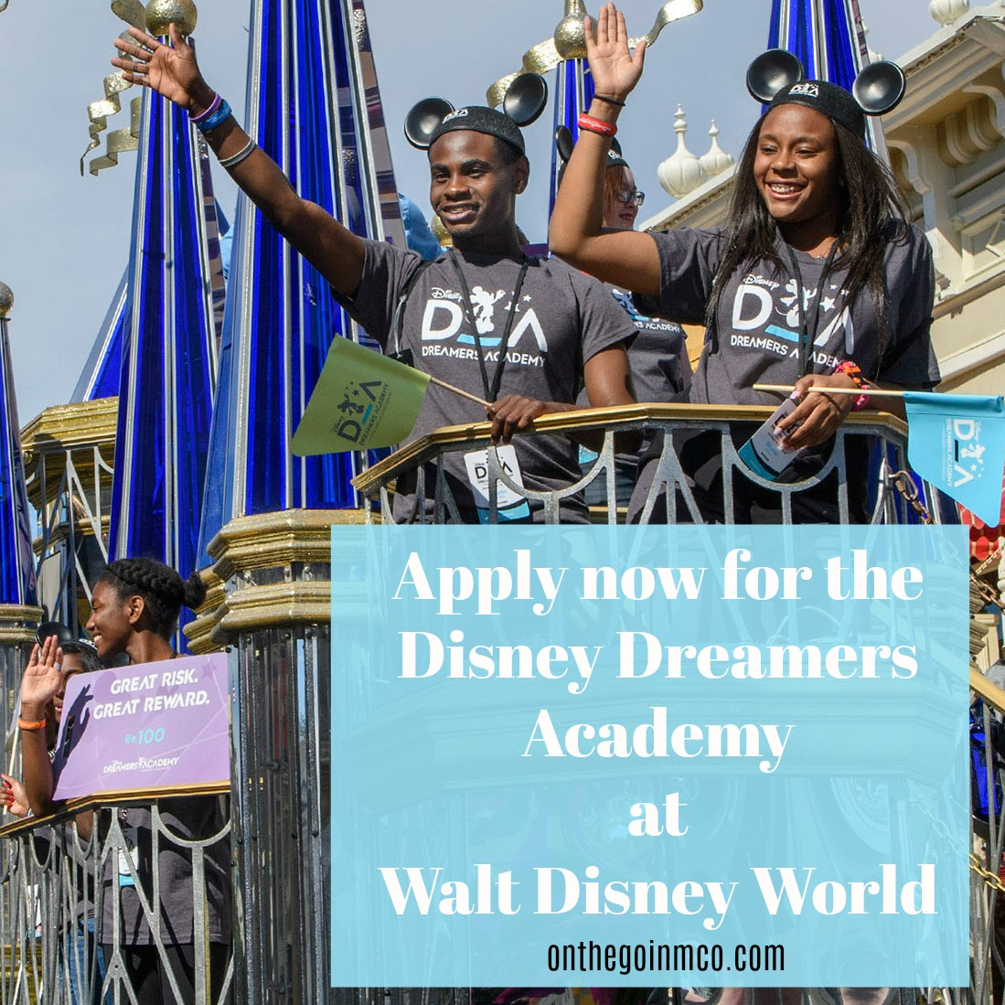 Disney Dreamers Academy 2019 Applications