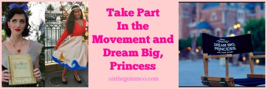 Dream Big Princess 2018