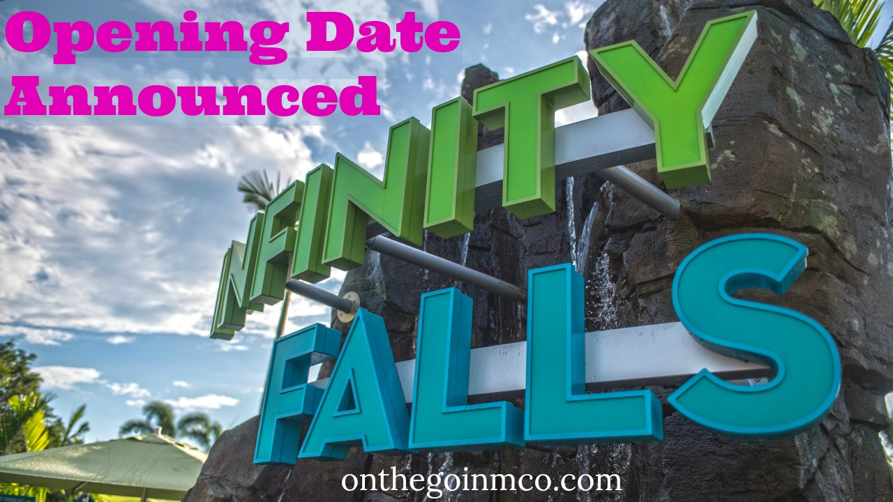 Infinity Falls Opening Date Thumbnail