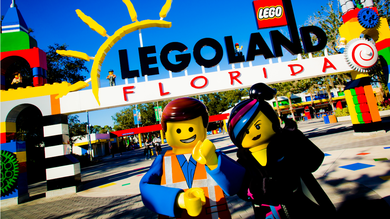 LEGO Movie World News