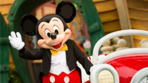 November 2018 Theme Park Events - Mickey Mouse 90th