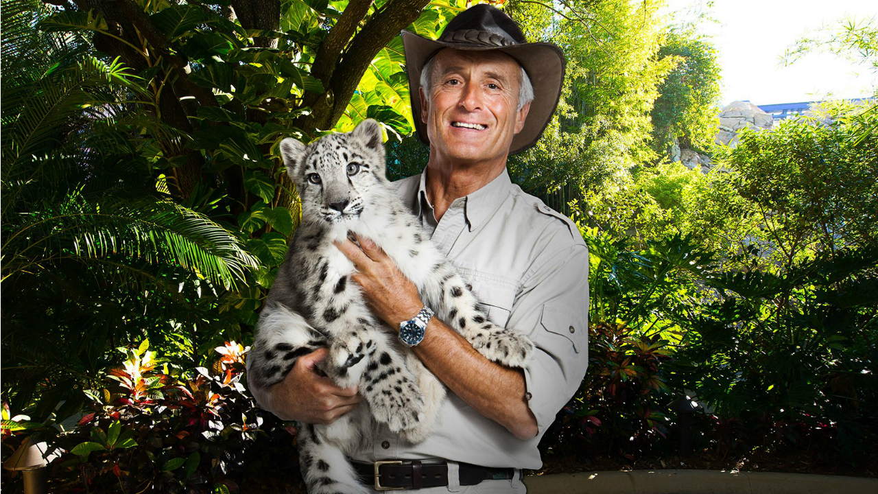 November 2018 Theme Park Events - SeaWorld Orlando Jack Hanna Weekend January 2020