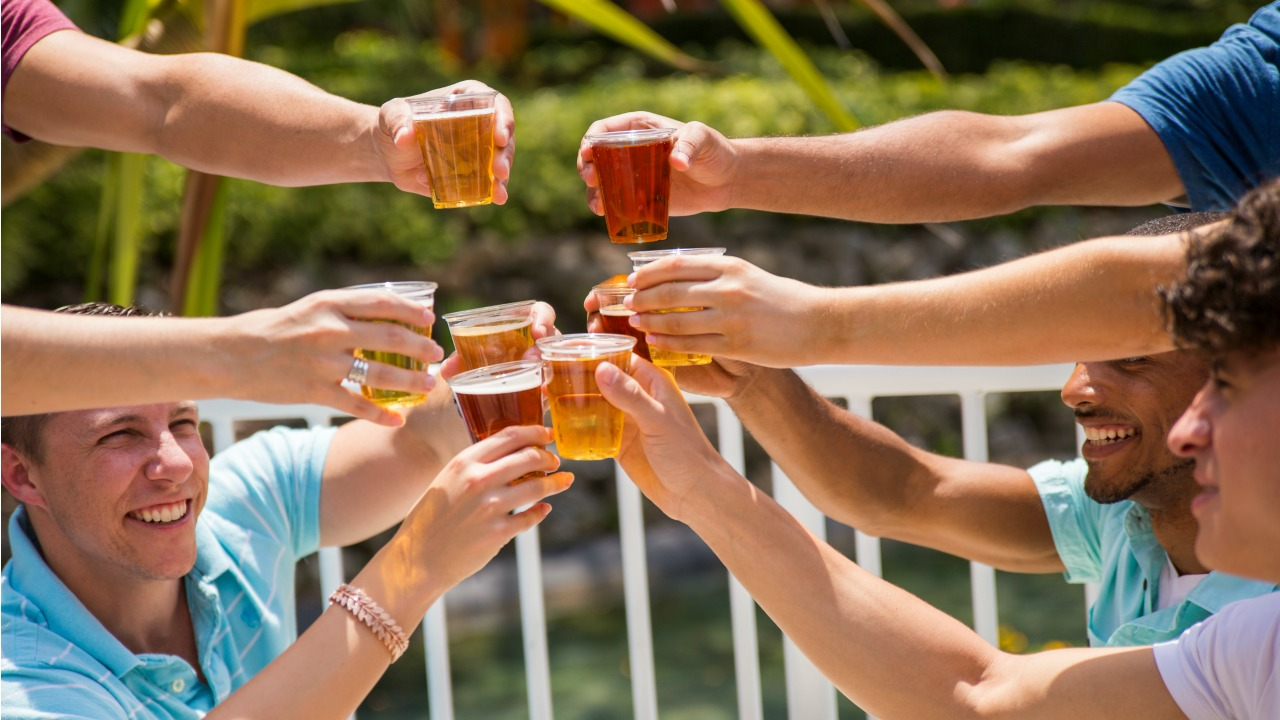 November 2018 Theme Park Events - SeaWorld Orlando Craft Beer Festival
