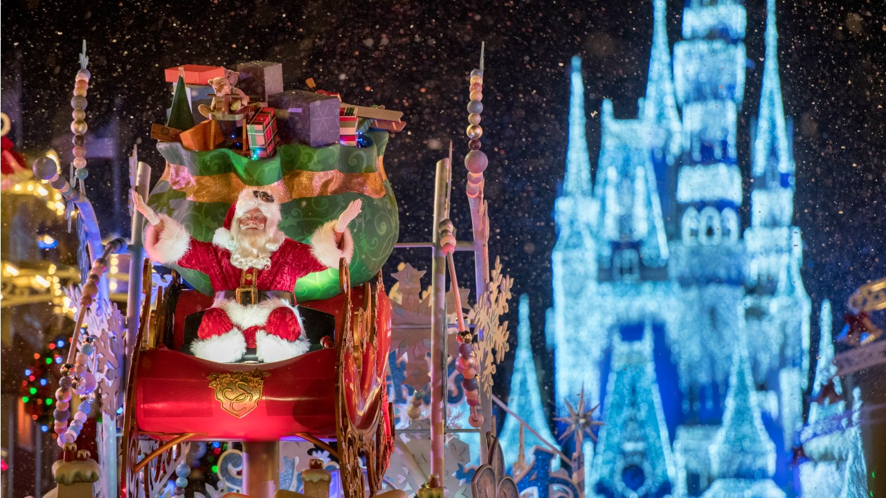 mickeys very merry christmas party guide 2018 - Mickey Mouse Christmas Party Decorations