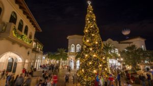 November 2018 Theme Park Events - Holidays at Disney Springs