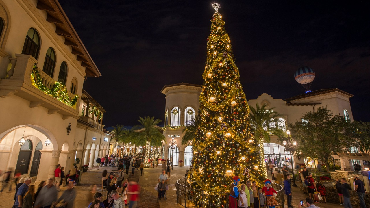 November 2018 Theme Park Events - Holidays at Disney Springs Christmas 2019 Walt Disney World Holidays 2019 Christmas in July