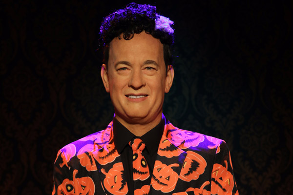 david s pumpkins Madame Tussauds SEA LIFE ORLANDO
