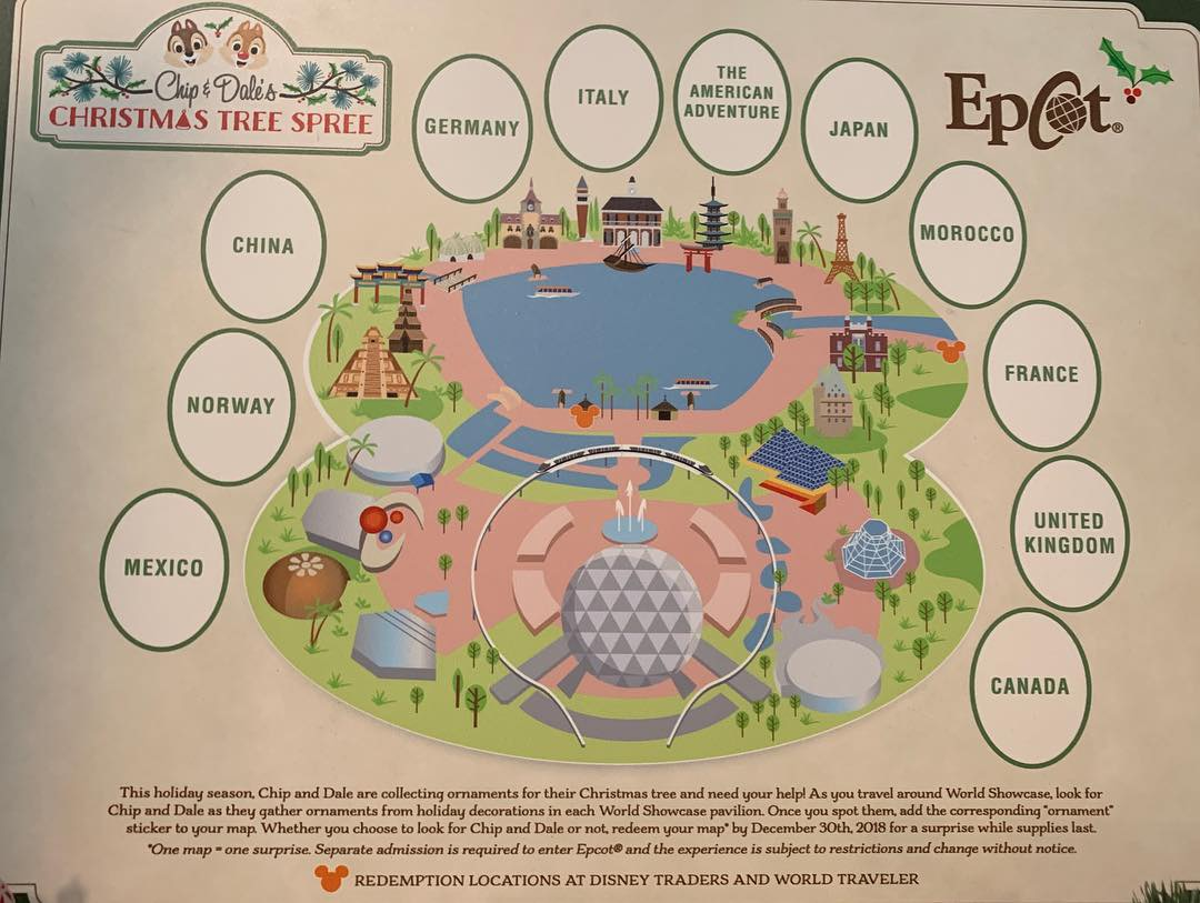 Epcot International Festival of Holidays Must Do's and Tips 2018