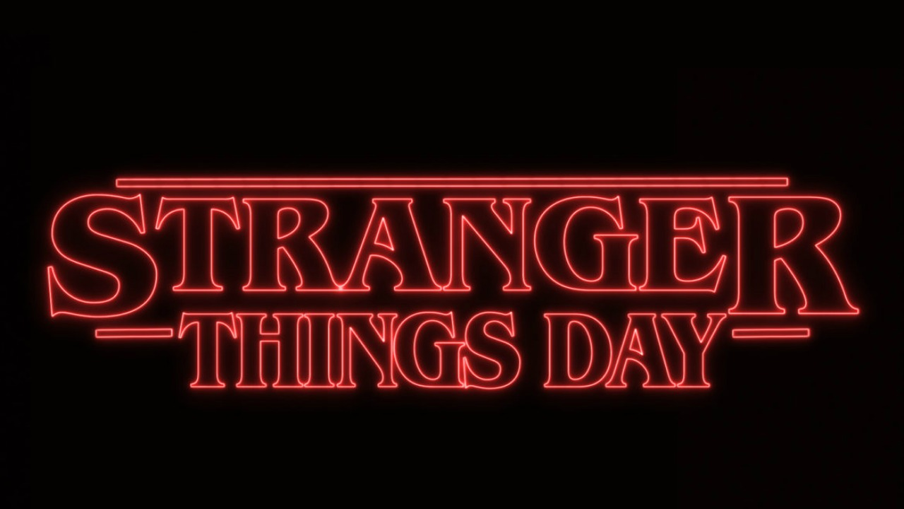 Stranger Things Day Universal Studios Florida
