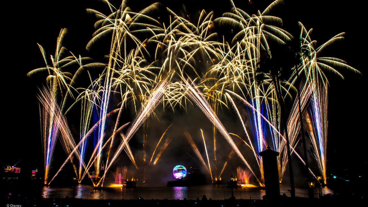 Illuminations New Year's Eve