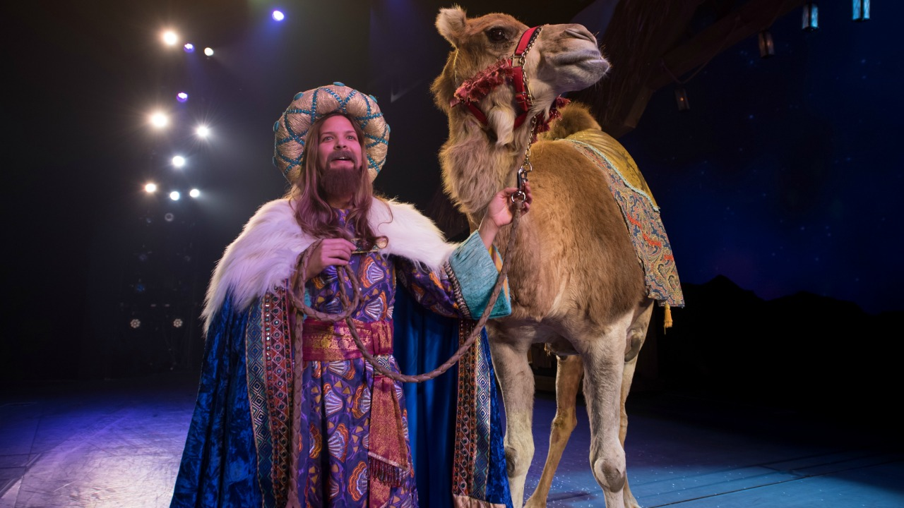 Three Kings Celebration SeaWorld Orlando 2019 Three Kings food SWO