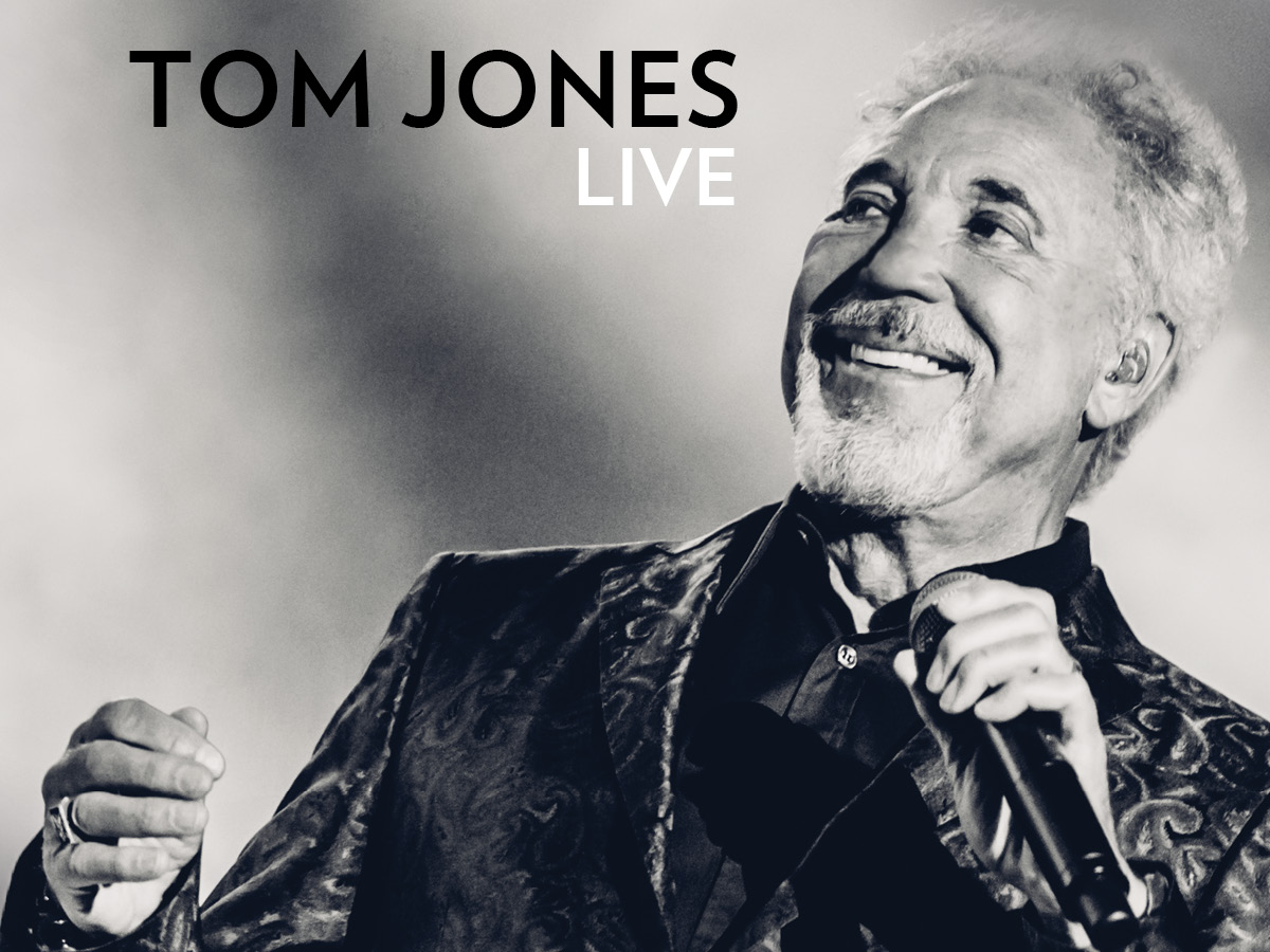 Tom Jones Dr Phillips Center for the Performing Arts