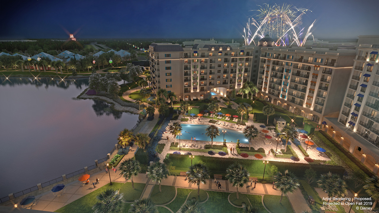 2019 Disney's Riviera Resort Walt Disney World