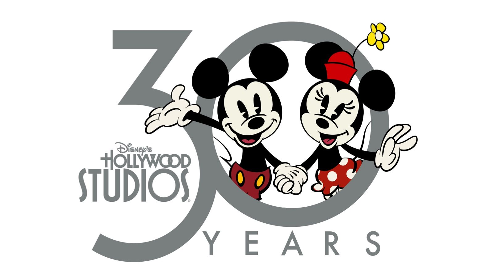 2019 Hollywood Studios 30 Logo