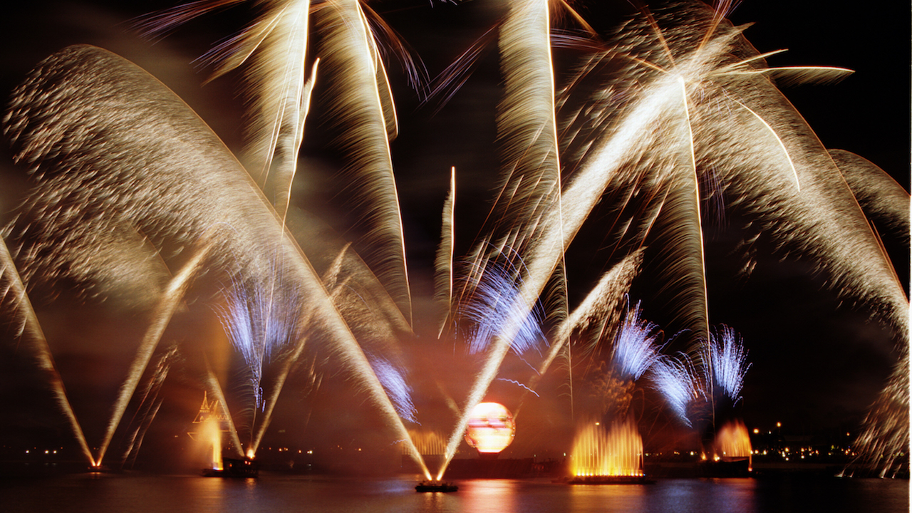 2019 Illuminations Farewell Walt Disney World