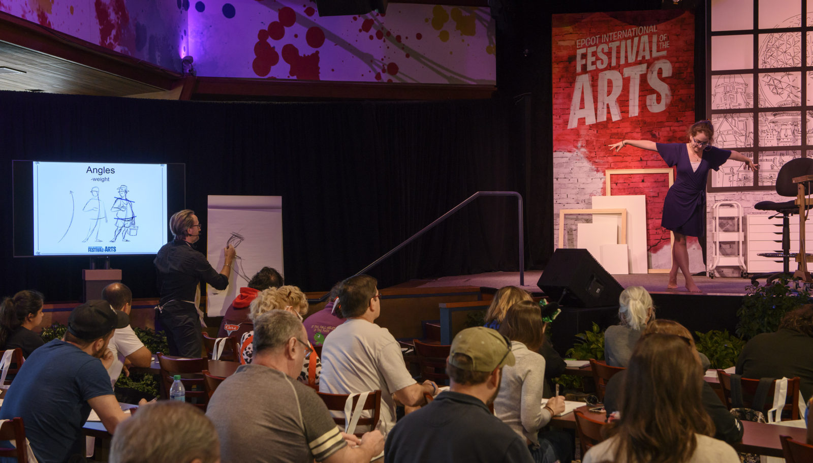 Epcot International Festival of the Arts - Seminar