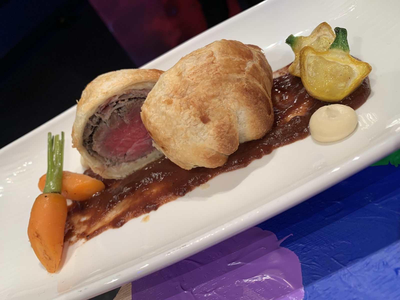 Epcot International Festival of the Arts 2019 - Beef Wellington