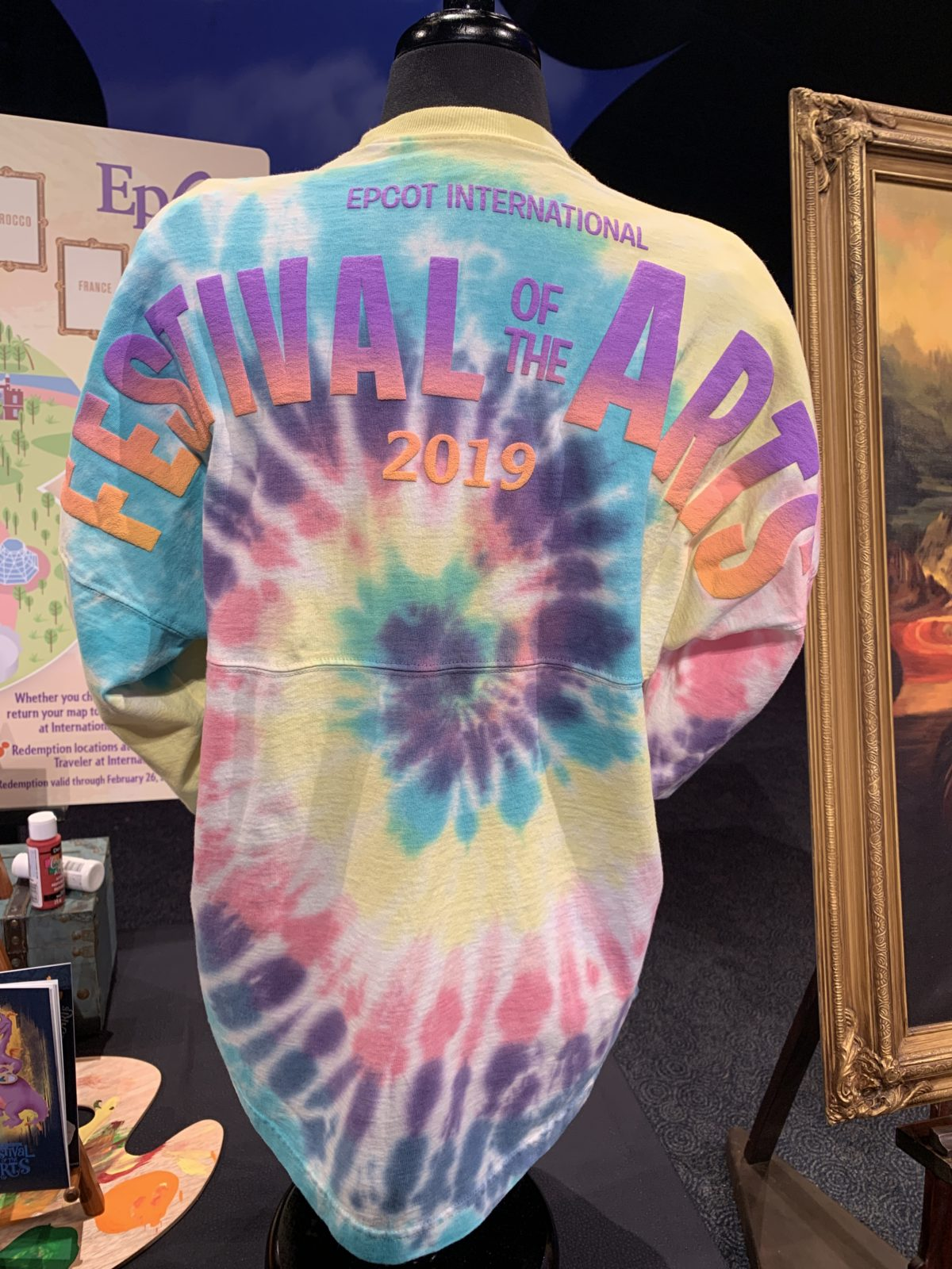 Epcot International Festival of the Arts 2019 - Festival Merchandise
