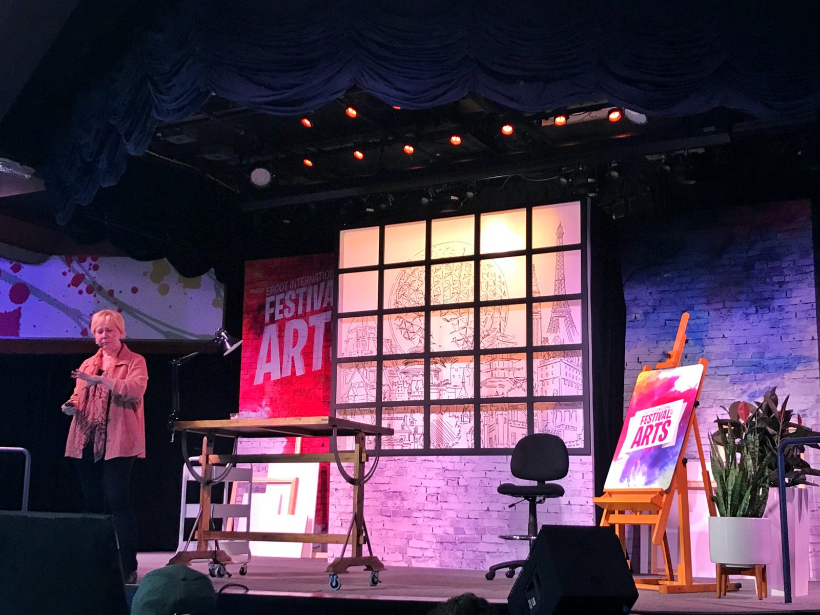 Epcot International Festival of the Arts 2019 - Seminar