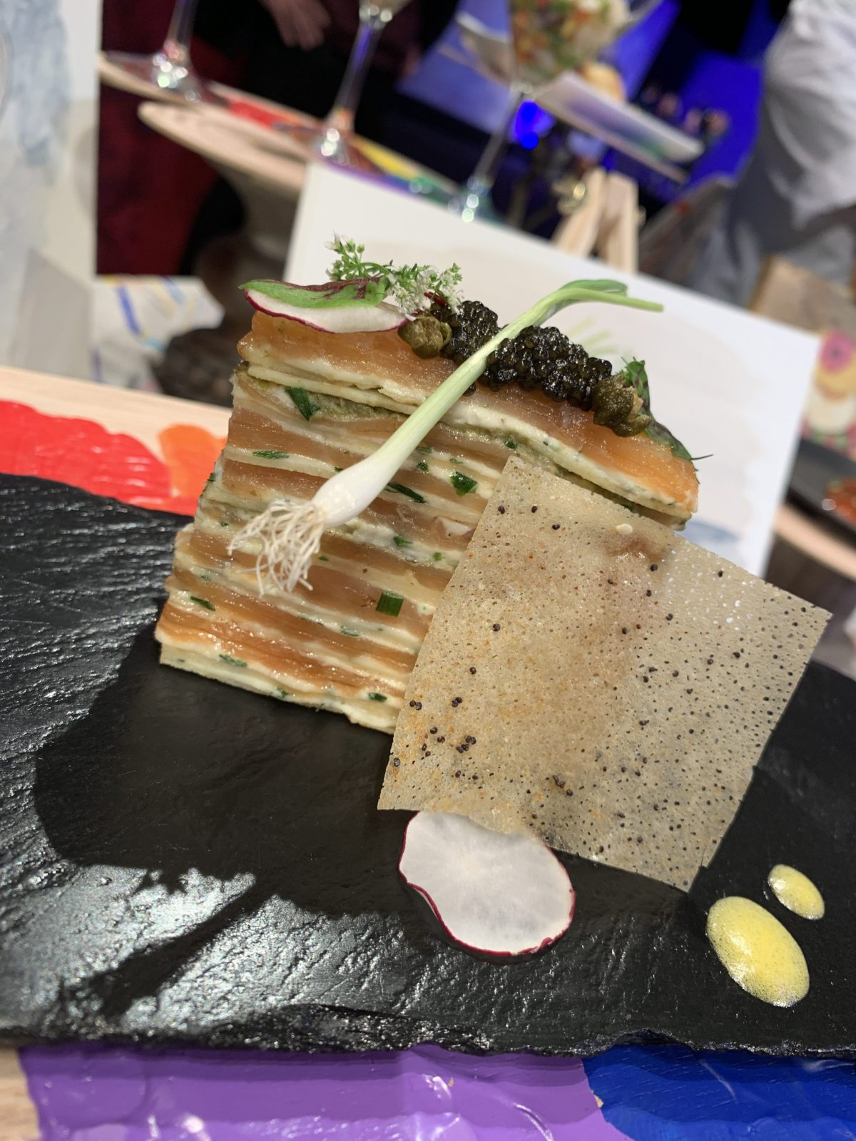 Epcot International Festival of the Arts 2019 - Salmon