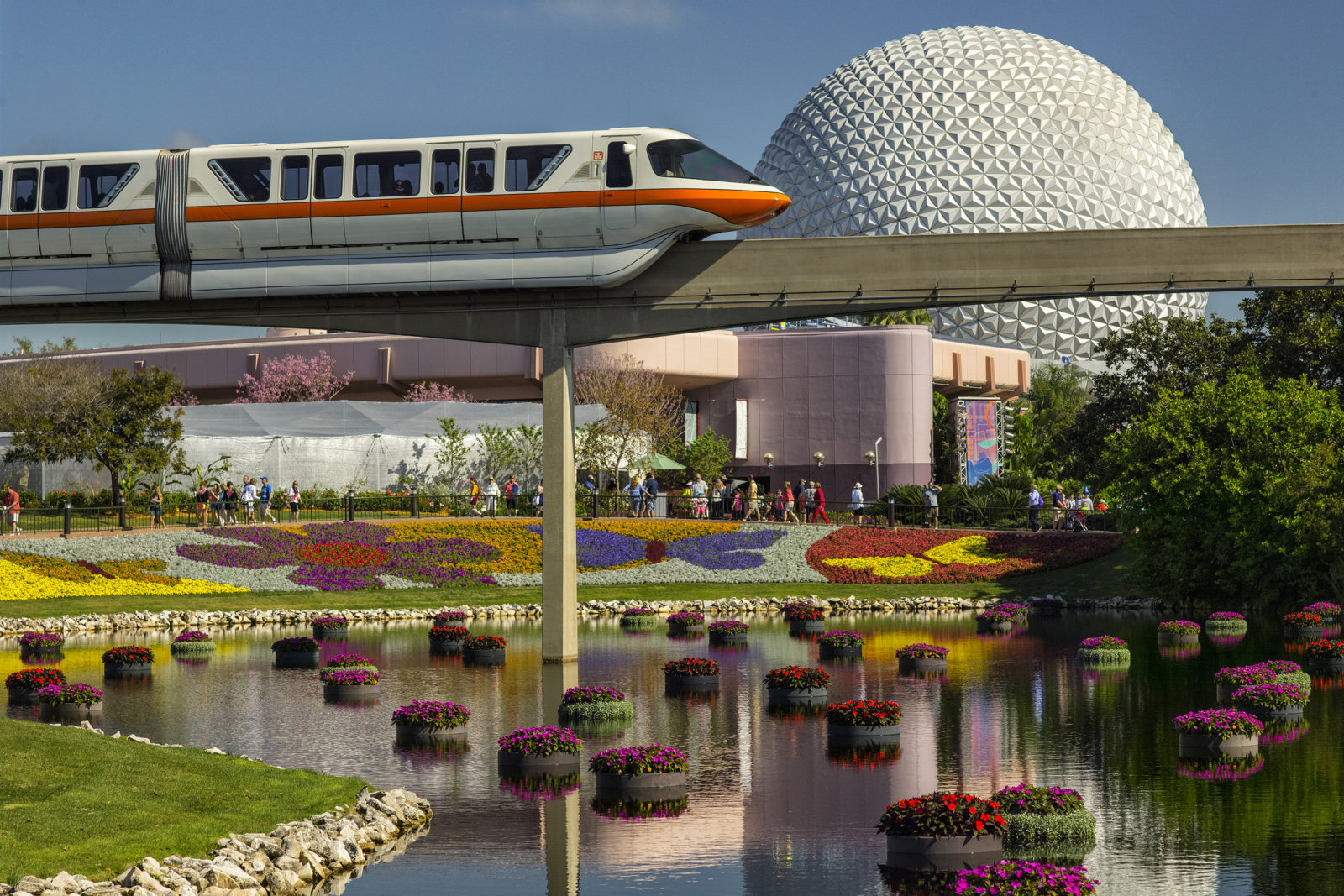 Epcot International Flower and Garden Festival 2019