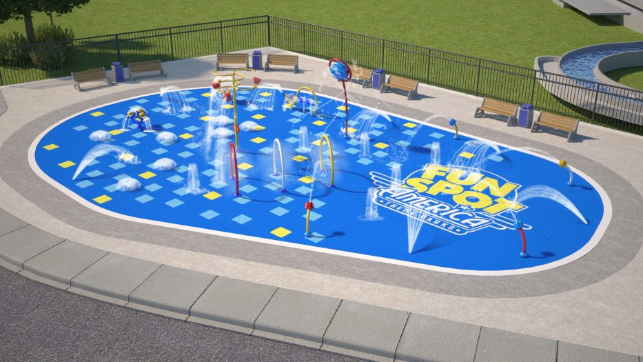 Fun Spot New Splashpad