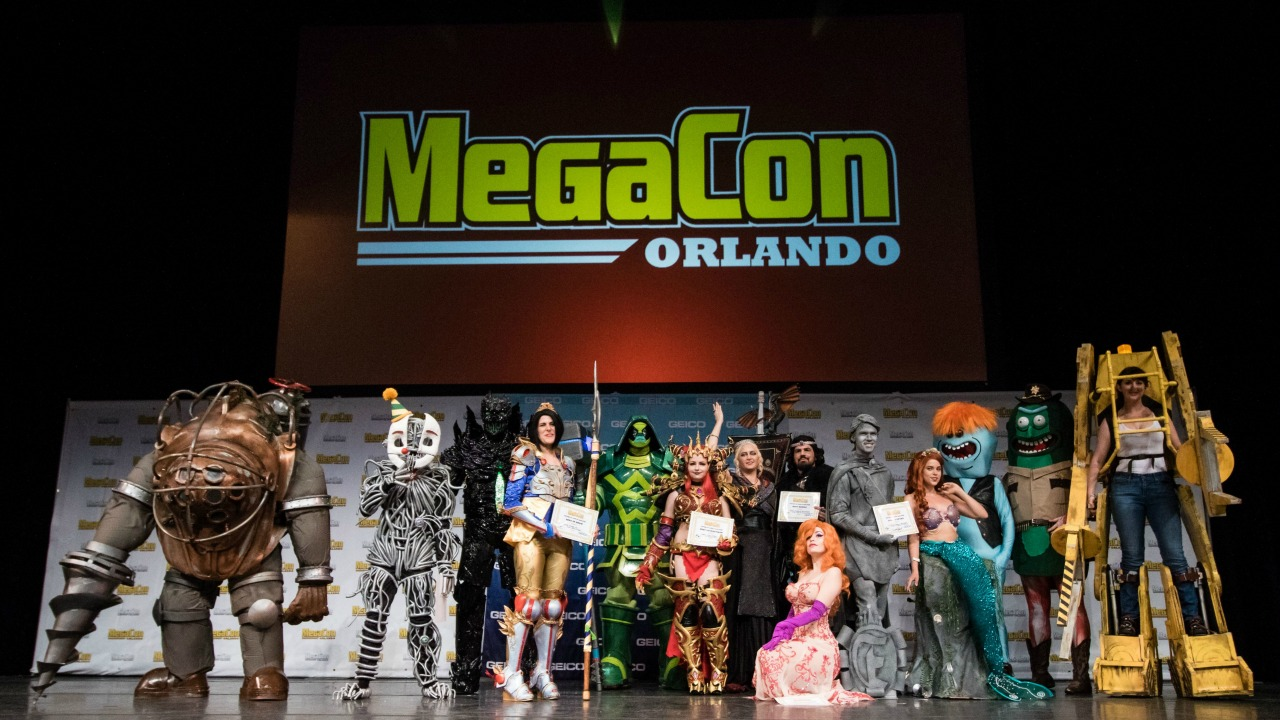 MegaCon Orlando 2019 Masters of Cosplay