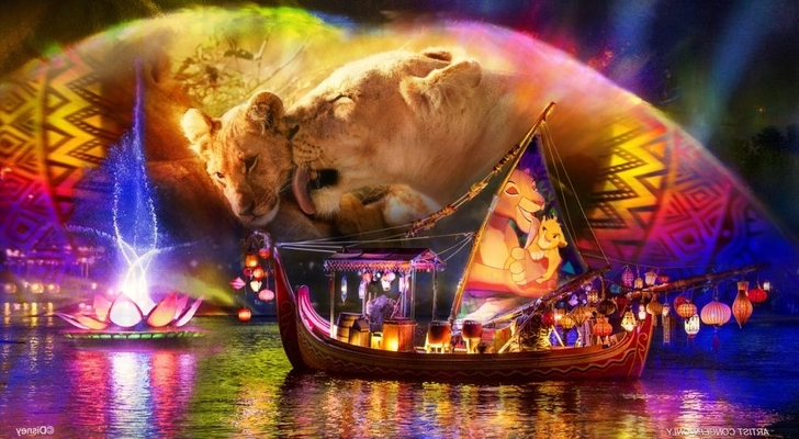 Rivers of Light We Are One DAK Disney's Animal Kingdom Walt Disney World WDW