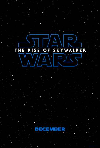 Star Wars Episode IX Poster