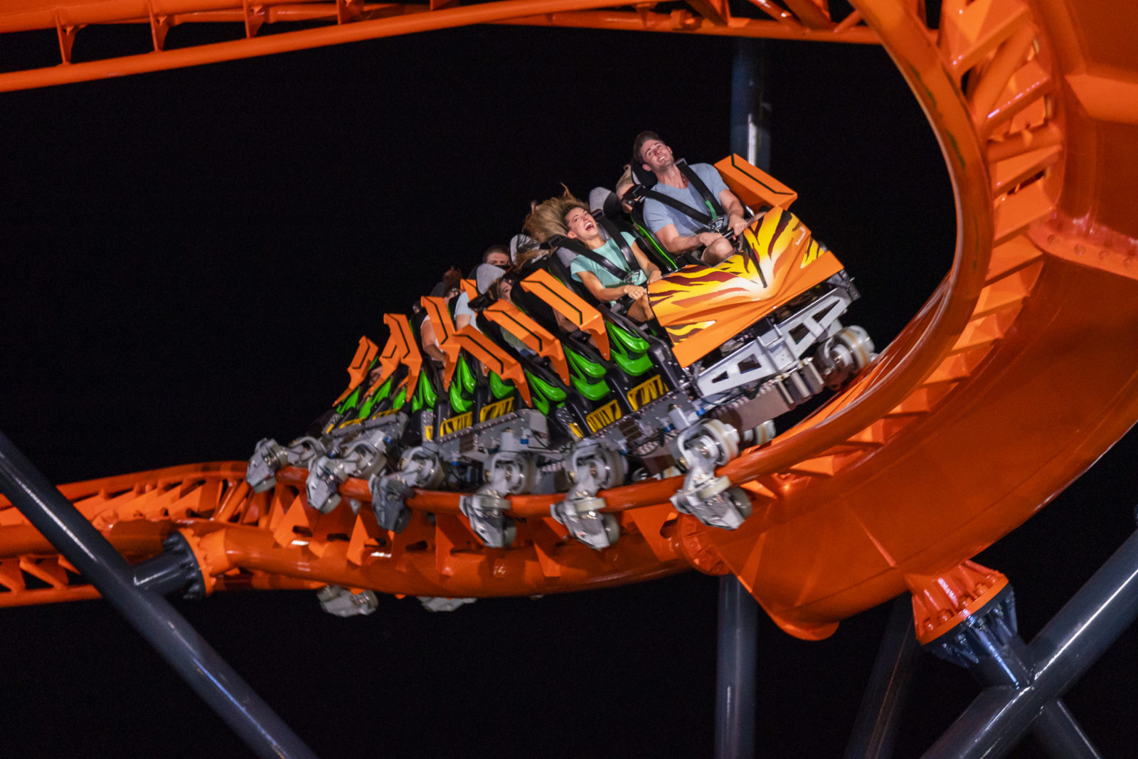 Busch Gardens Tampa Bay Summer Nights 2019