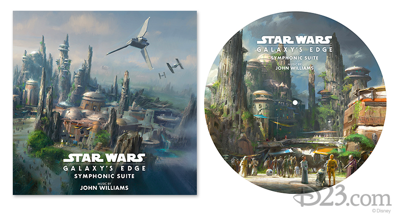 D23 Expo 2019 Disney Music Emporium Star Wars Galaxy's Edge
