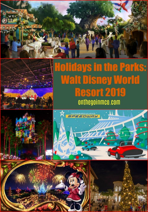 Christmas 2019 Walt Disney World Holidays 2019 Christmas in July