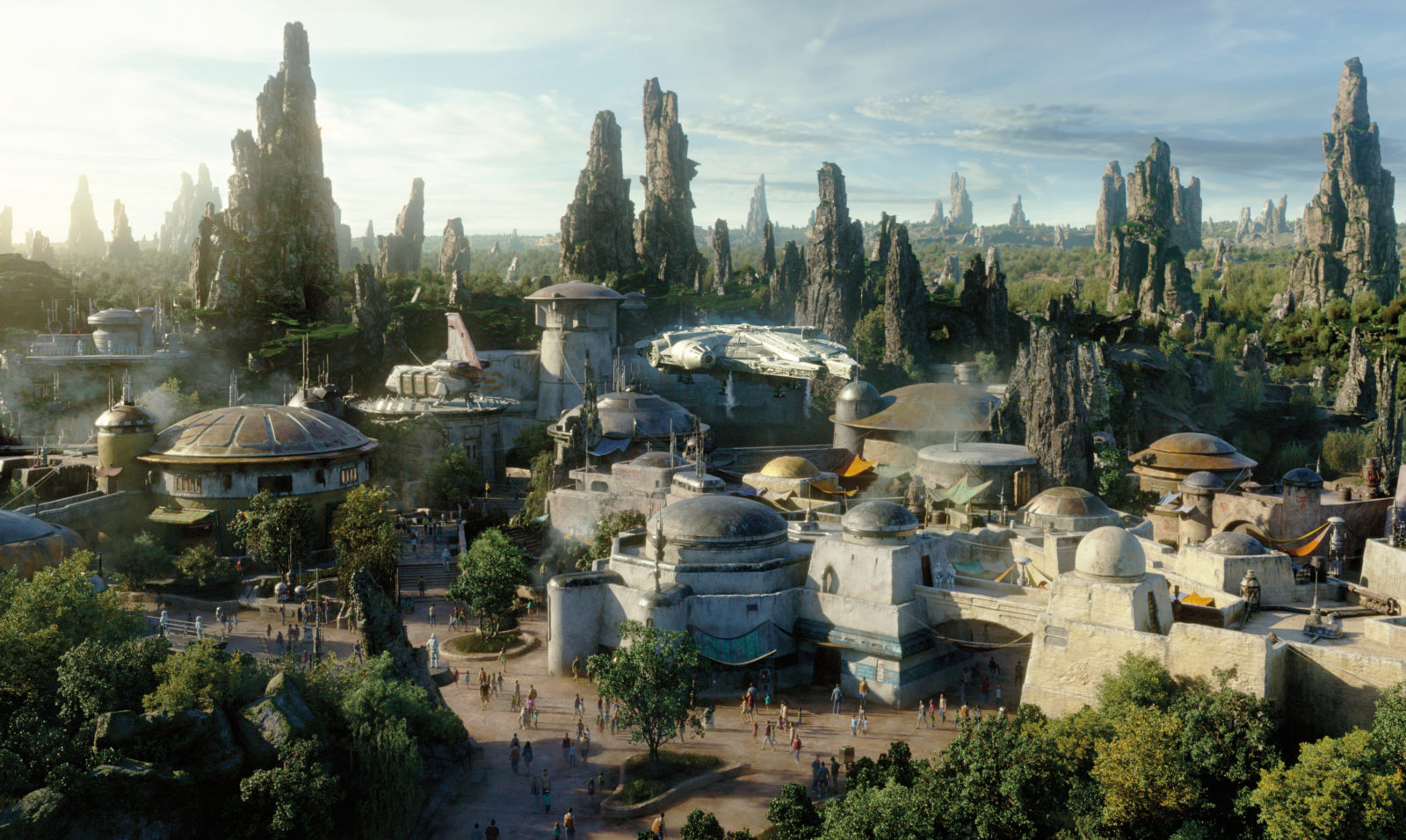 Star Wars: Galaxy's Edge Batuu Disney's Hollywood Studios