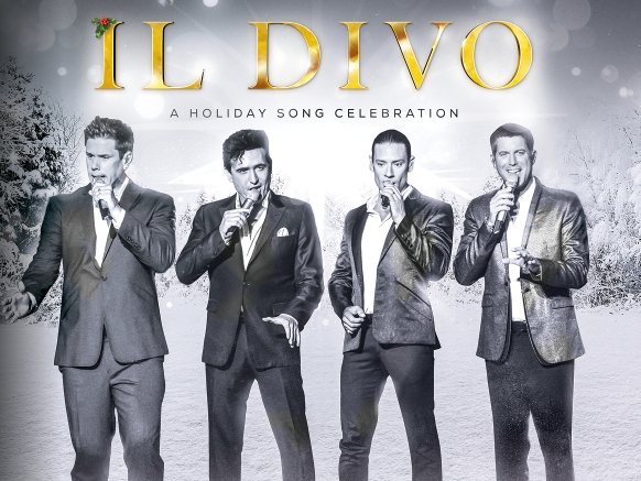 Il Divo Holiday Dr. Phillips Center for the Performing Arts 2019