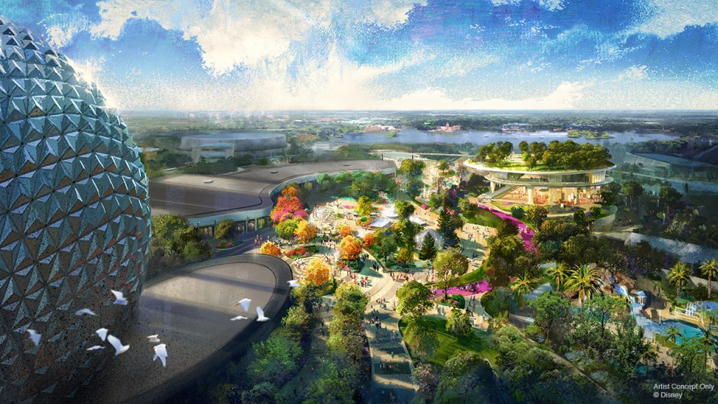 2019 D23 Epcot Announcements