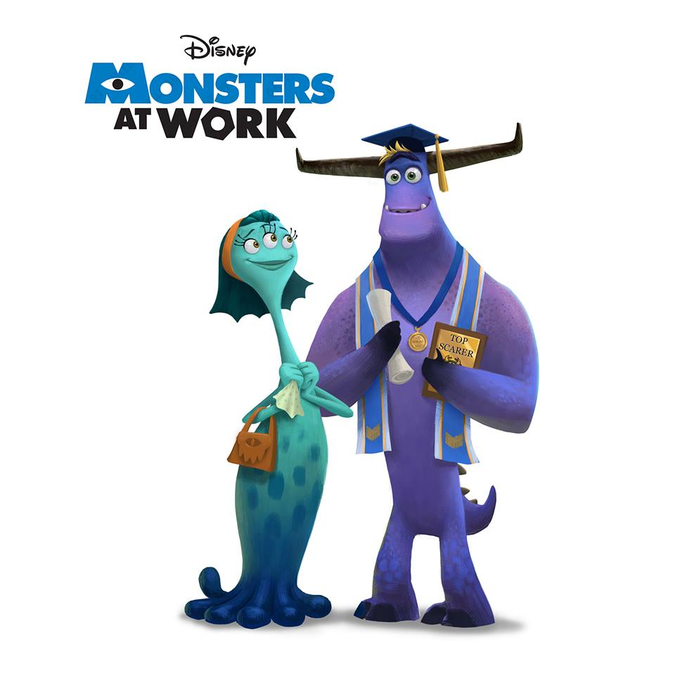 Disney Plus - 2019 D23 Expo Presentation - Monsters At Work