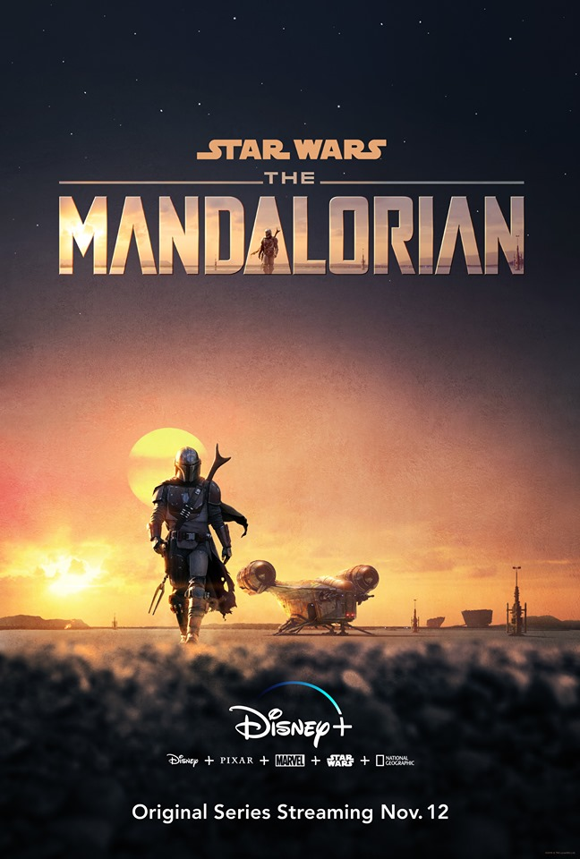 Disney Plus - 2019 D23 Expo Presentation - The Mandalorian